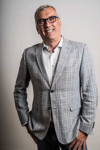Picture of LEWITT Head of Sales Mike van der Logt