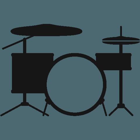 Drumkit Icon