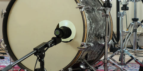 DTP 640 REX best kick drum microphone