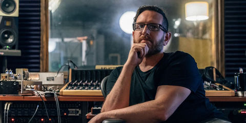 Matt Parmenter uses the LCT 840 in Ice Cream Factory Studios