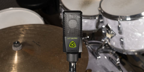 LCT 240 PRO is the best drum overhead microphone