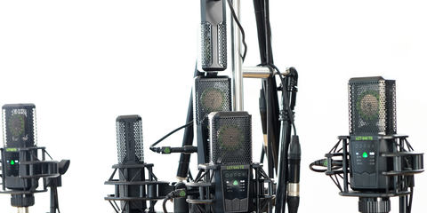 LCT 640 TS change the polar pattern after recording - stereo microphone