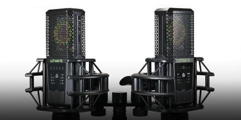LCT 640 TS kondensator studio mikrofon: verändere die Richtcharakteristik im Nachhinein