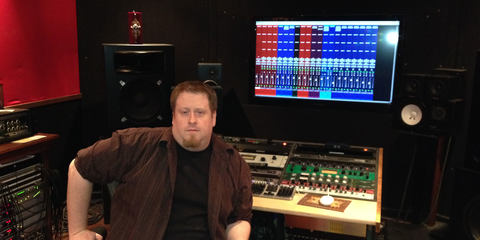 Bob Horn uses LEWITT high quality studio microphones