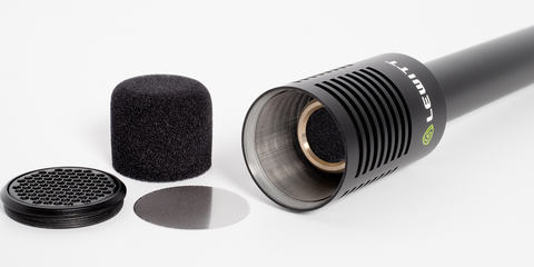 LEWITT INTERVIEWER mic best interview reporter mic omnidirectional capsule