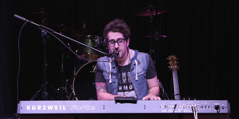 Will Champlin uses the LEWITT LCT best new studio microphones