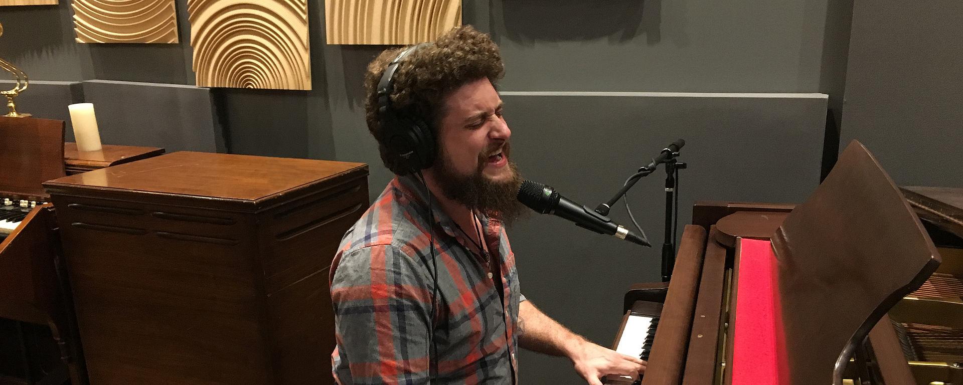 MTP 940 in the studio