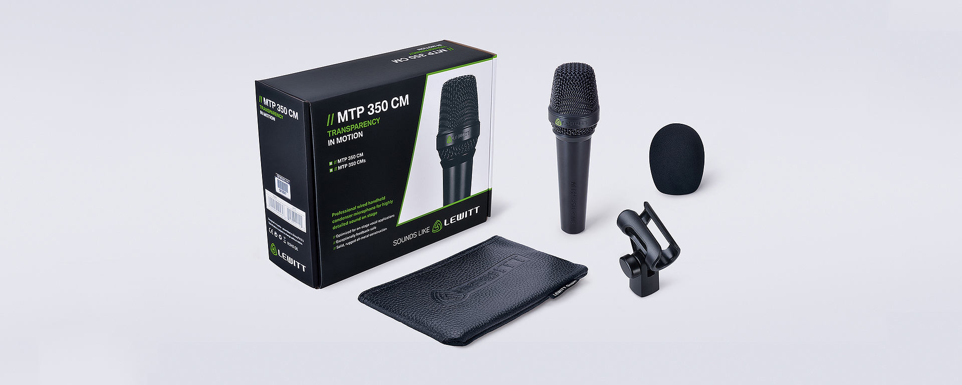 MTP 350 box content
