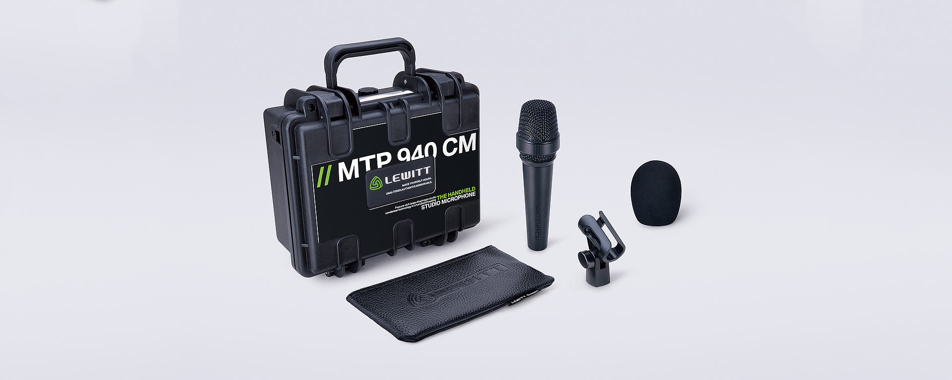 MTP 940 box content