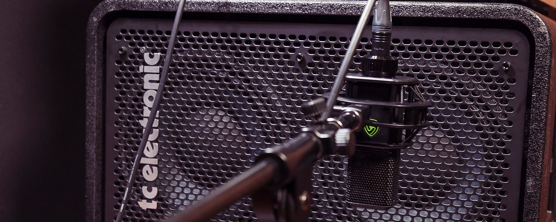 LCT 840 tube microphone