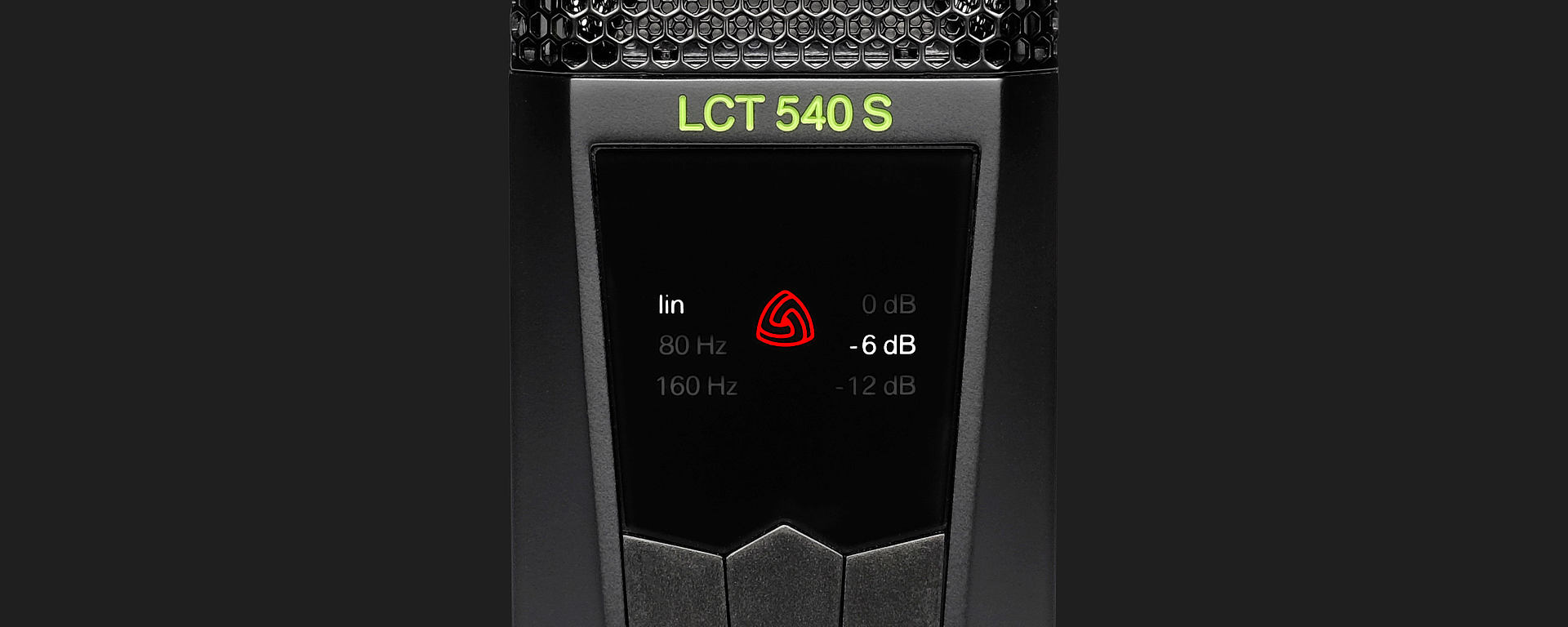 LCT 540 S clipping indicator mobile