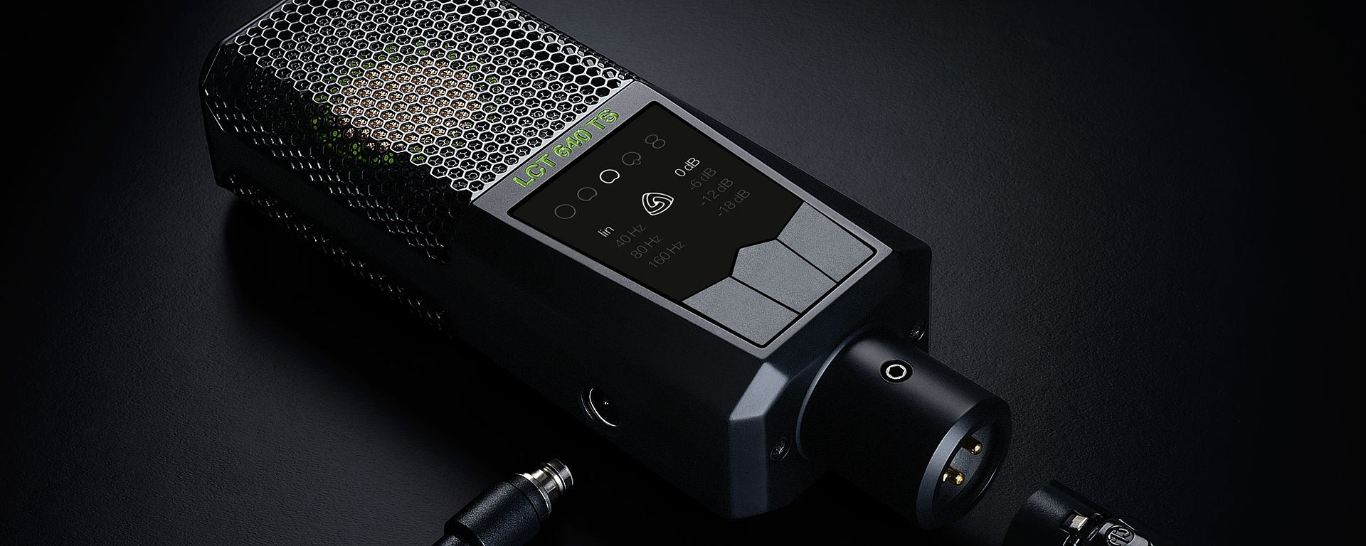 LCT 640 TS high quality studio mic