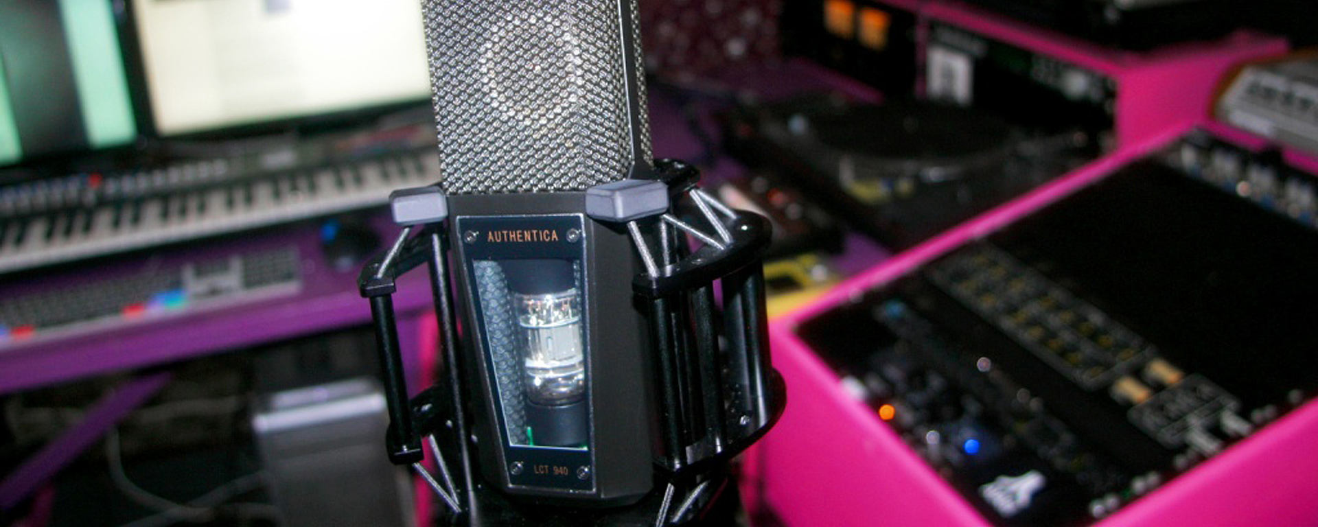 LEWITT LCT 940 condenser FET studio mic