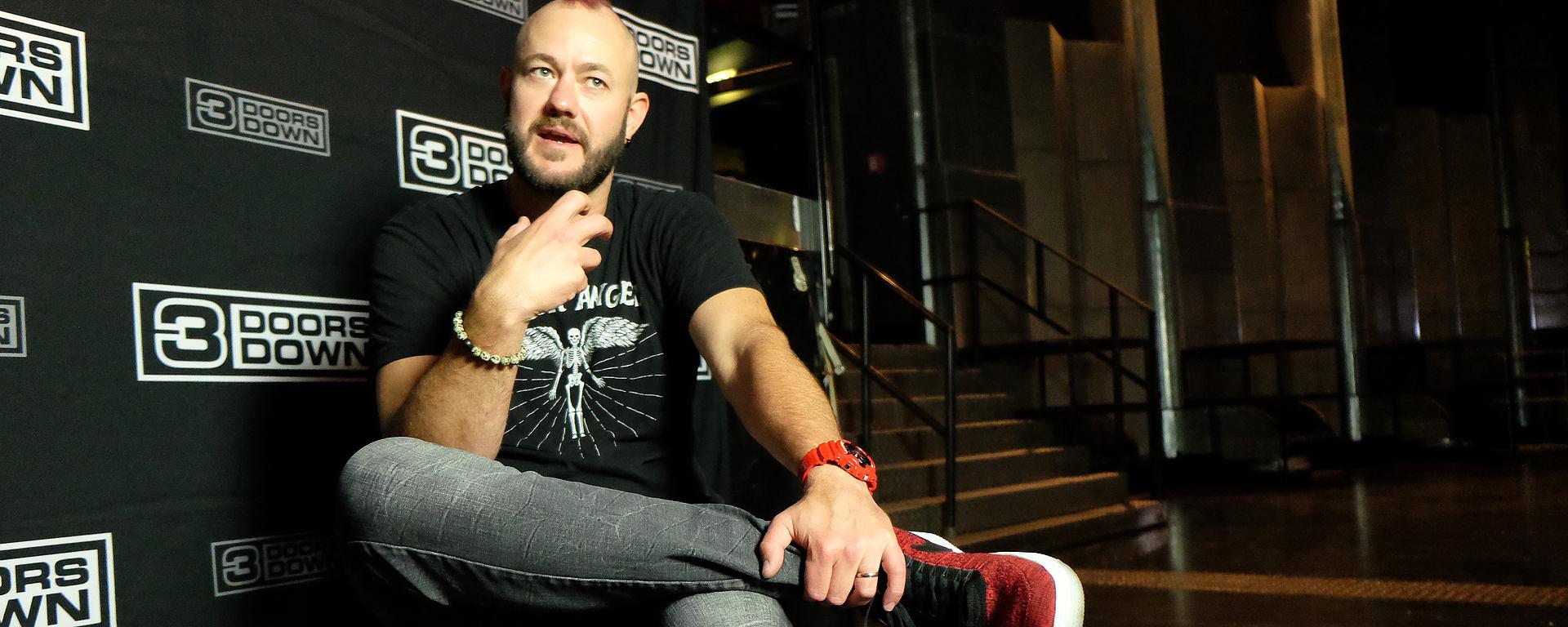 LEWITT interviewed Chet Roberts of 3 Doors Down